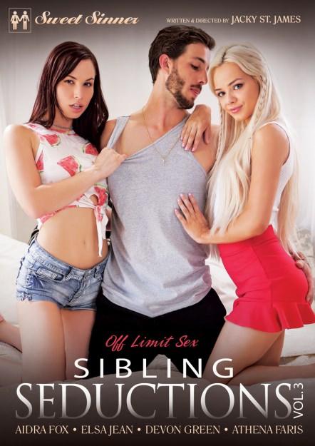Sibling Seductions #03 Dvd Cover