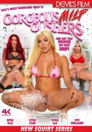 Gorgeous Milf Gushers Dvd Cover