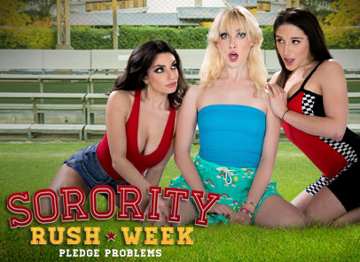 Sorority Rush Week: Pledge Problems