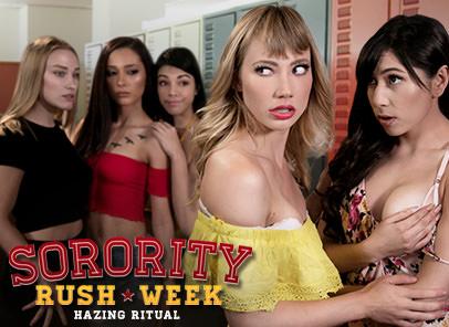 Sorority Rush Week: Hazing Ritual