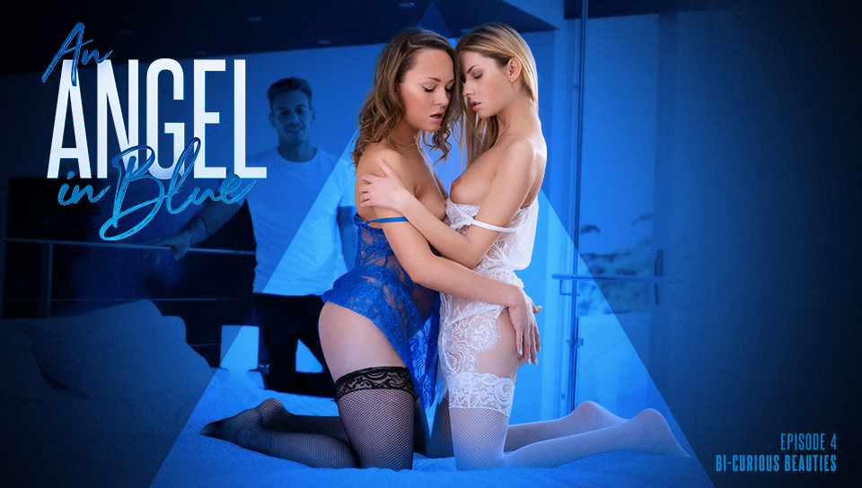 Angel In Blue: Bi-Curious Beauties