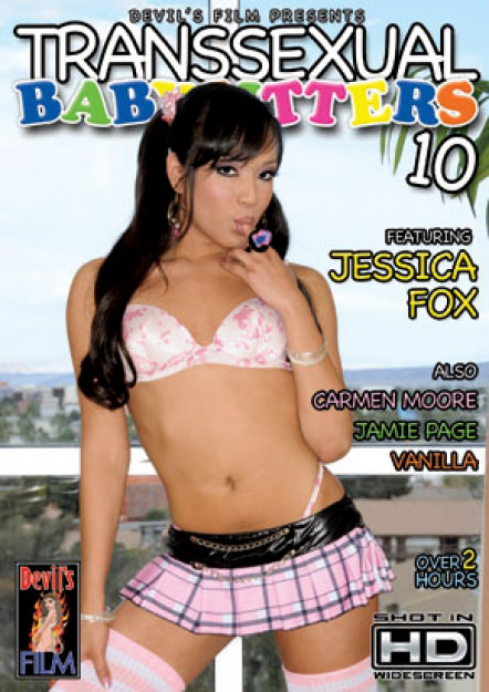 Transsexual Babysitters #10