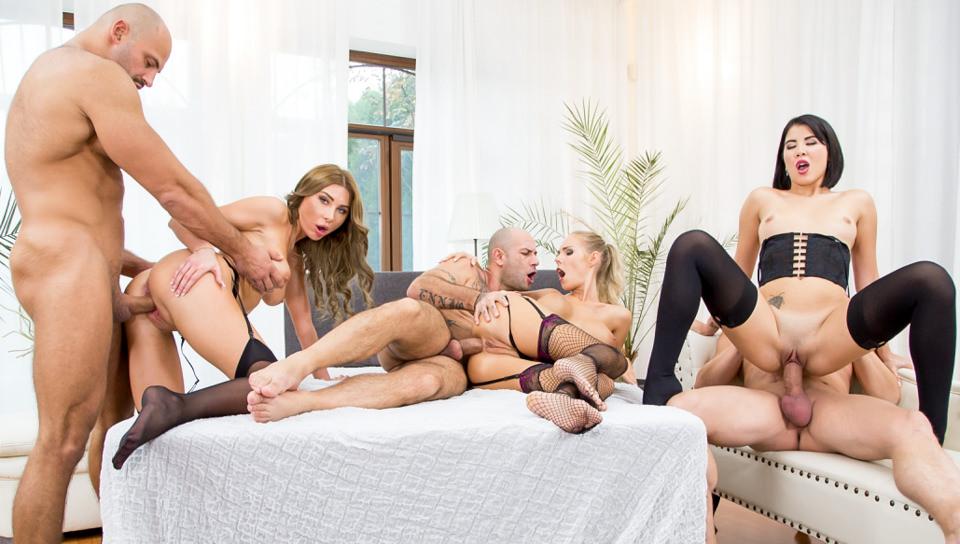 Swingers Orgies #14, Scene #02