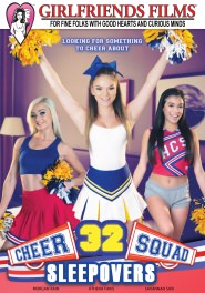Cheer Squad Slumber Parties #32 Dvd Cover