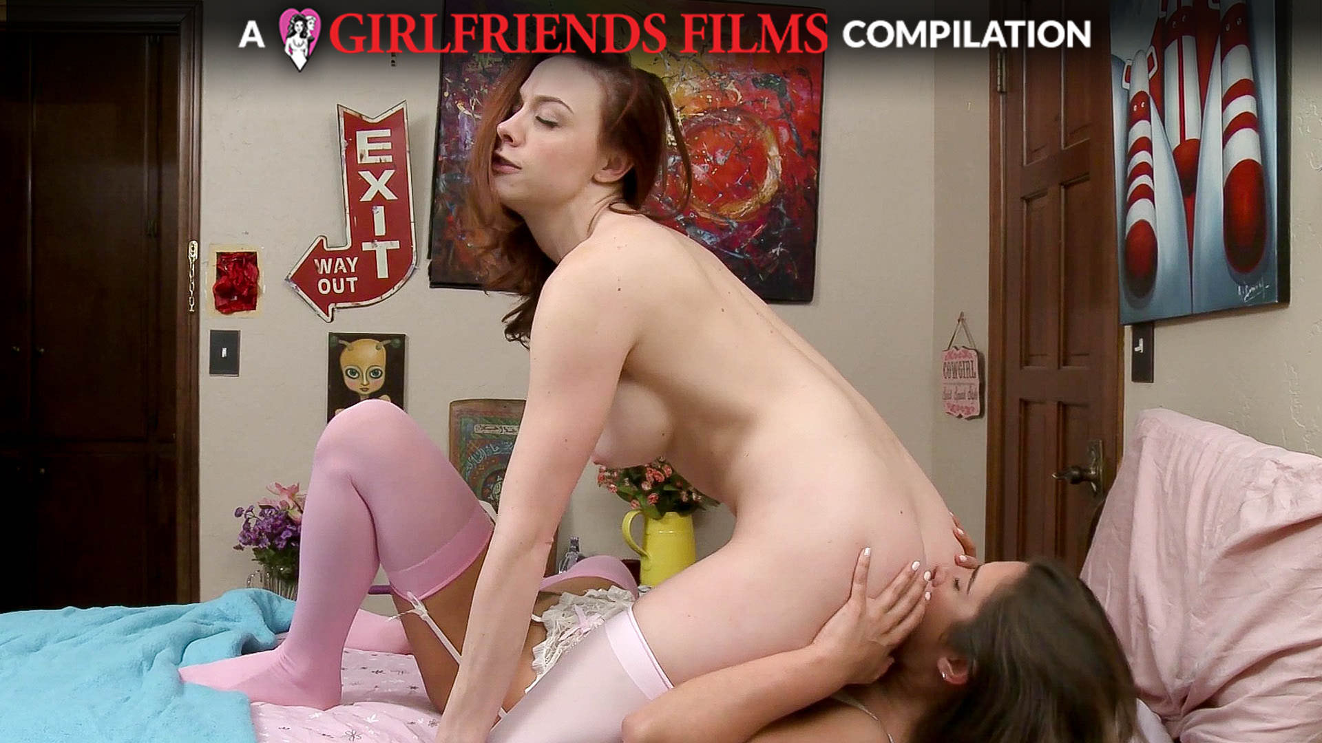 Facesitting Compilation, Scene #01