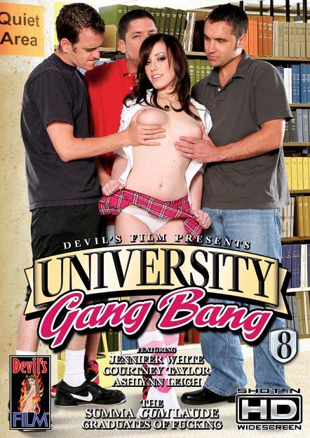 University Gangbang #08