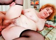 I Wanna Cum Inside Your Grandma #06, Scene #3