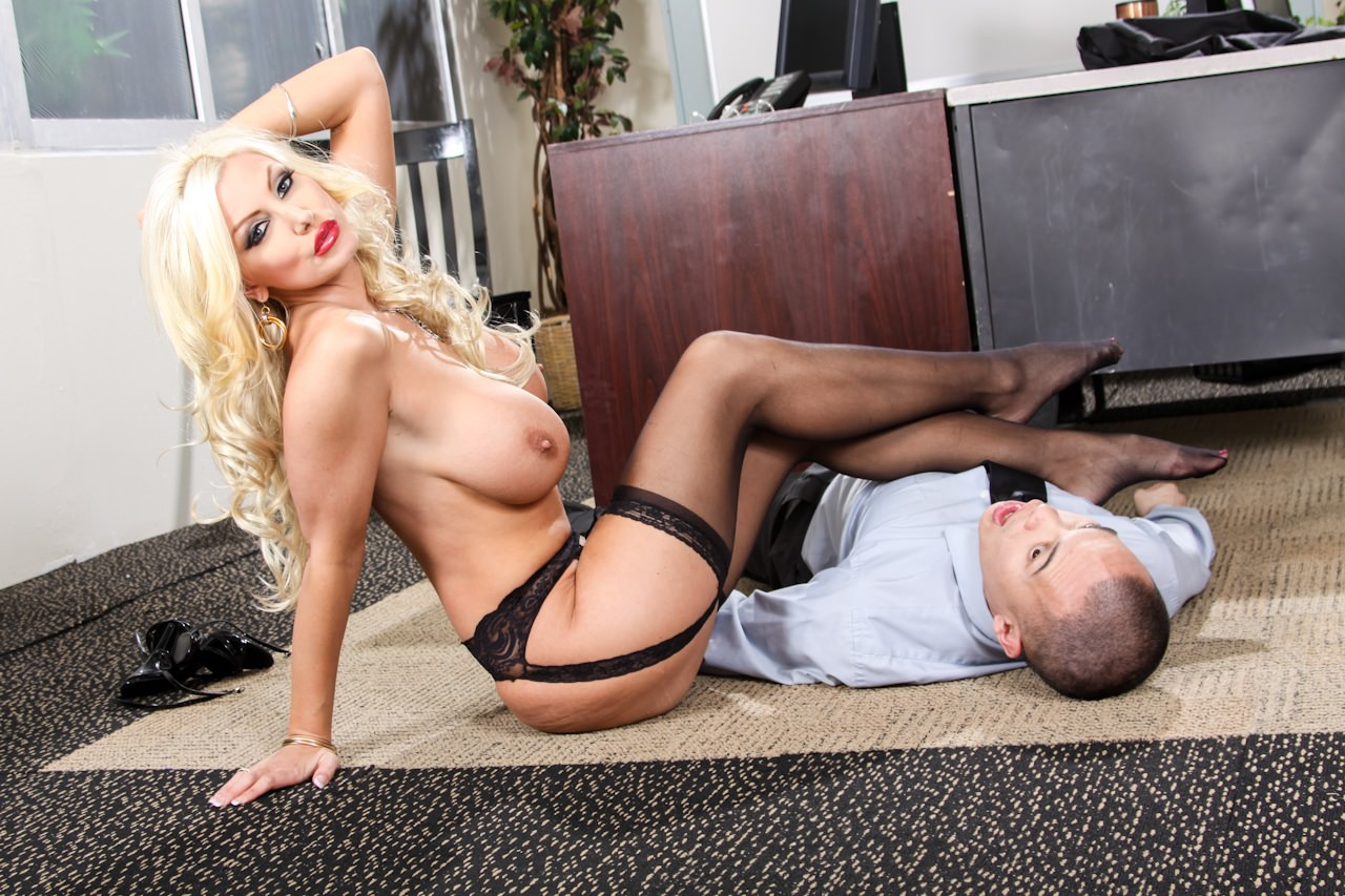 Brittany andrews facial — pic 4
