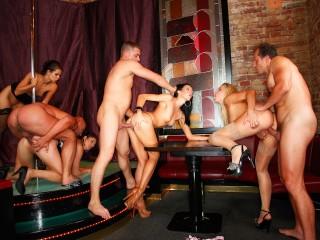 party orgy porn