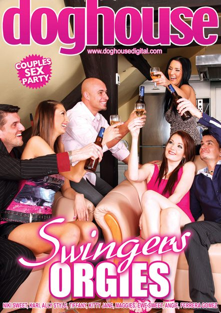 Swingers Orgies Dvd Cover