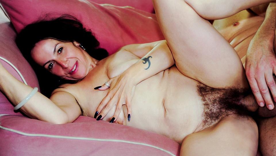 Your Mom's Hairy Pussy – Miss Nina Swiss