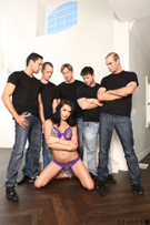 TS Gangbang Auditions - Scene 1 picture 46