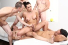 TS Gangbang Auditions - Scene 1 picture 64