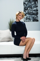 Glamour - Kenzie Taylor, Kit Mercer, Lana Sharapova picture 29