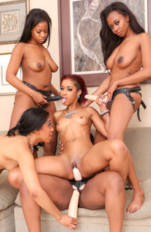 The Seduction Of Skin Diamond Picture