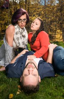 River Stark, Wolf Hudson & Danica Dane Picture