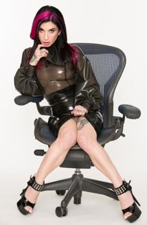 Secretary Joanna Angel Picture