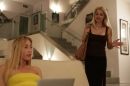 Lesbian Babysitters #14 picture 2
