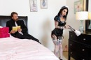 French Anal MILF Maids - Joanna Angel picture 8
