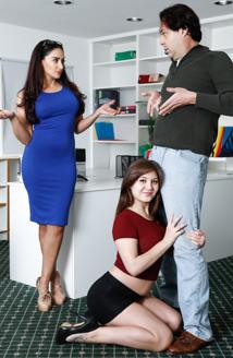 I Caught My Daughter Fucking My Boyfriend #04 Picture